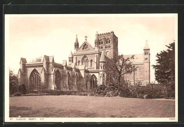 AK St. Albans, St. Albans Abbey N. E. 0