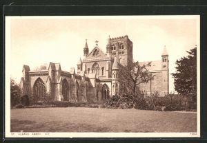 AK St. Albans, St. Albans Abbey N. E.