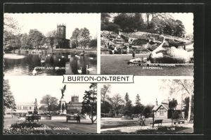 AK Burton-on-Trent, Cherry Orchard, Memorial Grounds