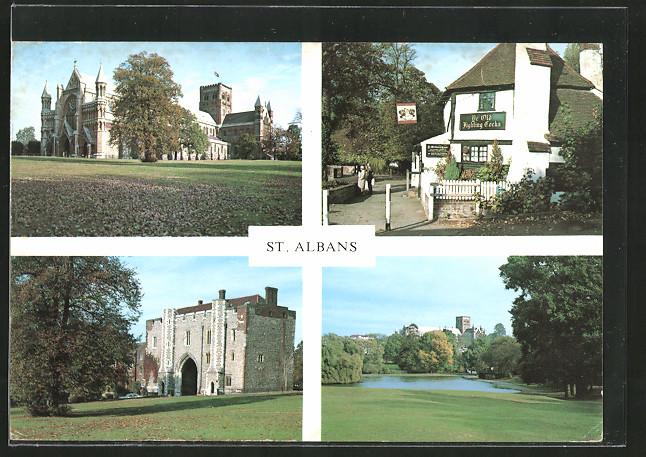 AK St. Albans, Ye Old Fighting Cocks Inn, Castle