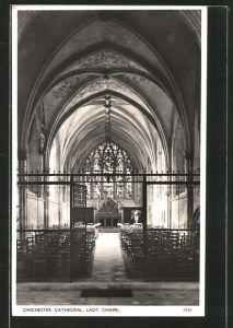 AK Chichester, Lady Chapel in the Cathedral