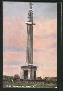AK Yarmouth, Nelson's Monument