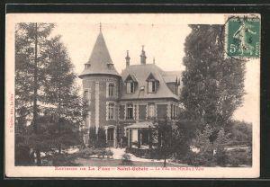 AK Saint-Gobain, la villa du moulin á Vent