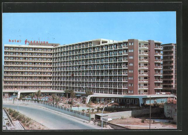 AK Magaluf, Hotel Guadalupe