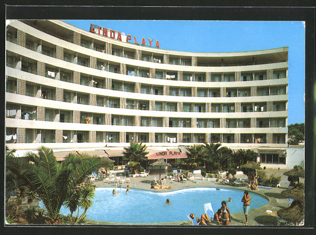 Hotel Linda Playa In Paguera