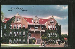 AK Tempe, AZ, State College