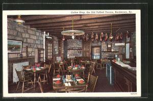 AK Bardstown, KY, Coffee Shop, the old Talbott Tavern