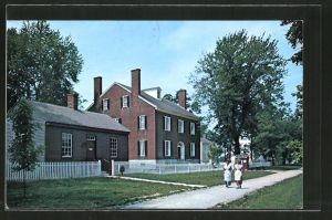 AK Shakertown, KY, Post Office and Trustees Office