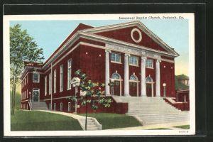 AK Paducah, KY, Immanuel Baptist Church