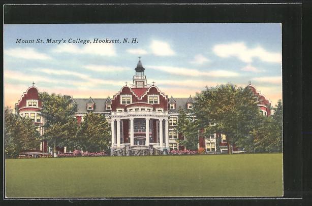 AK Hooksett, NH, Mount St. Mary's College