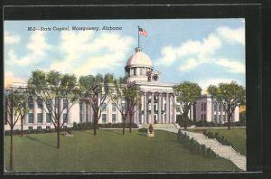 AK Montgomery, AL, State Capitol