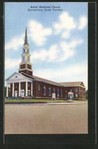 AK Spartanburgh, SC, Bethel Methodist Church
