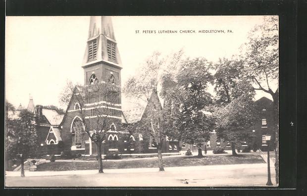 AK Middletown, PA, St. Peter's Lutheran Church