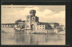 AK Pisa, Cittadella, Torre dell'Antico Arsenale della Repubblica