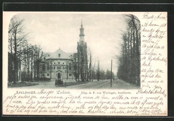 AK Apeldoorn, Loolaan, Kirche