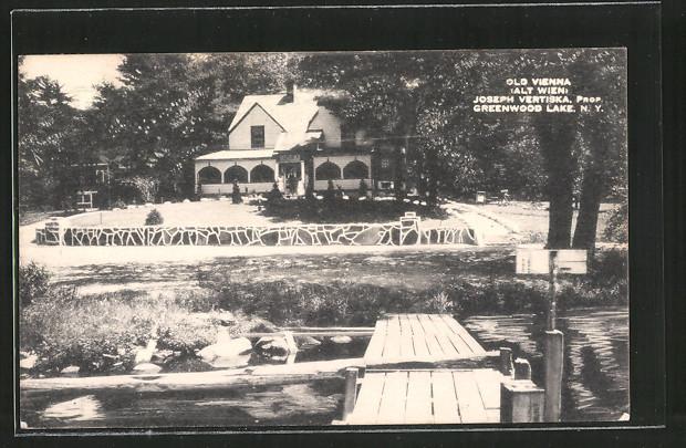 ak greenwood lake ny old vienna alt wien joseph vertiska prop nr 6489936 oldthing. Black Bedroom Furniture Sets. Home Design Ideas