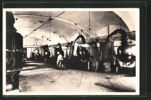 AK Fourvoirie, Destillationsanlage im Weinkeller, Distillation de la liqueur de la Grande Chartreuse