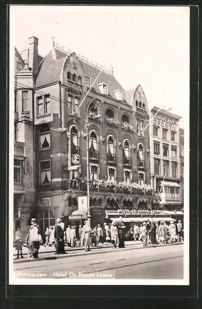 Amsterdam Roode Leeuw Hotel