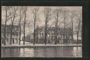 AK Delft, Dostsingel met Vermeerstraat