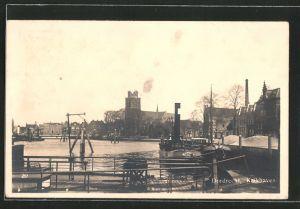 AK Dordrecht, Klakhaven