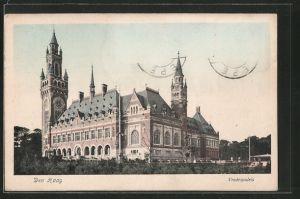 AK Den Haag, Vredespaleis, Friedenspalast, Palais de la Paix