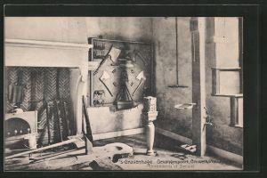 AK 's-Gravenhage, Gevangenpoort, Gruwelkamer, Instruments of Torture