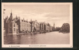 AK 's-Gravenhage, Gouvernements gebouwen