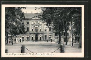 AK Den Haag, Paleis H. M. de Koningin-Moeder