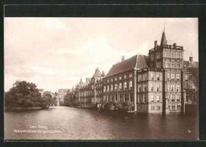 AK Den Haag, Gouvernements gebouwen