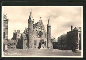 AK Den Haag, Ridderzaal, Salle des Chevaliers, Rittersaal