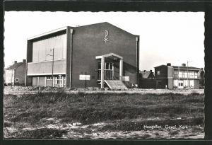 AK Hoogvliet, Geref. Kerk, Kirche