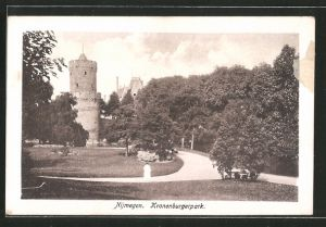 AK Nijmegen, Kronenburgerpark
