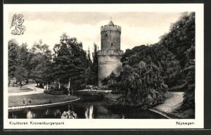 AK Nijmegen, Kruittoren Kronenburgerpark