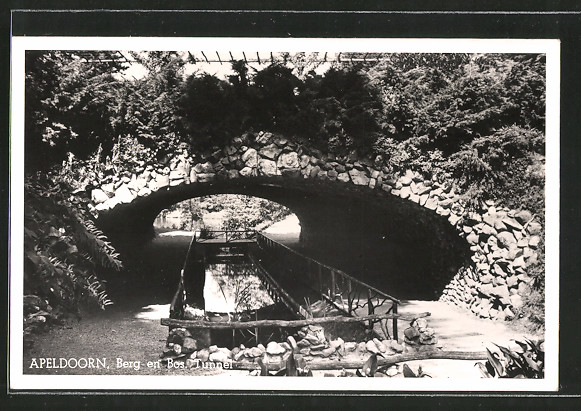 AK Apeldoorn, Berg en Bos. Tunnel
