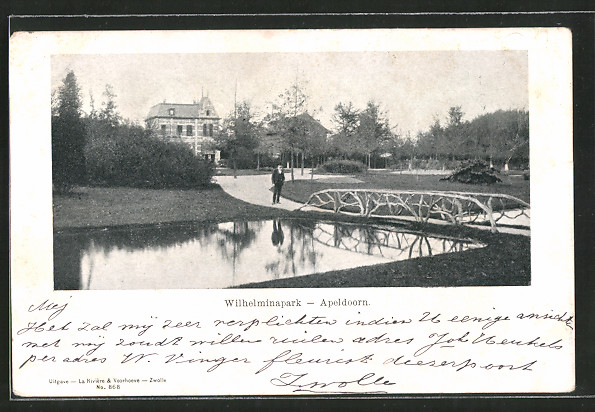AK Apeldoorn, Wilhelminapark