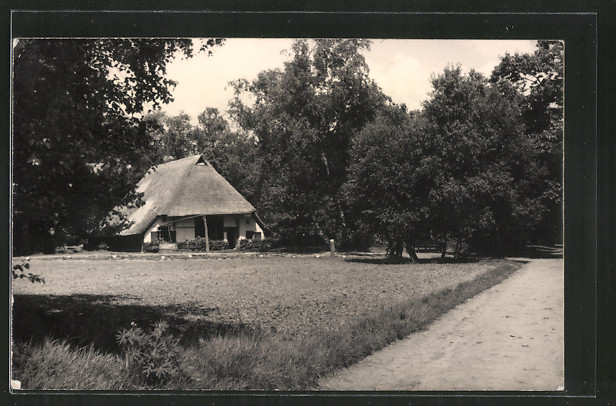 AK Arnhem, Rijkmuseum voor Volkskunde, Los Hoes - Lichtenvoorde