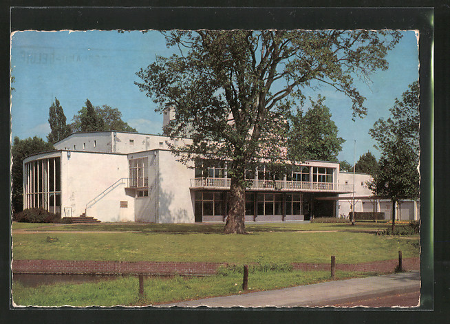 AK Wageningen, Schouwburg Junshoff