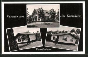 AK Voorthuizen, Vacantie-oord