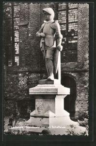AK Barneveld, Standbeeld Jan van Schaffelaar