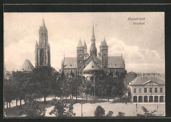 AK Maastricht, Vrijthof