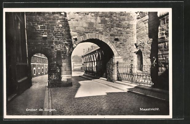 AK Maastricht, Onder de Bogen
