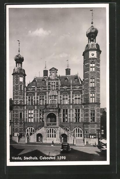 AK Venlo, Stadhuis, Cebouwd 1598