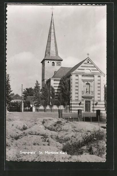 AK Gronsveld, St. Martinus Kerk, Kirche