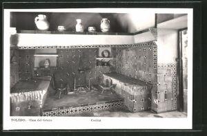 AK Toledo, Casa del Greco, Cocina