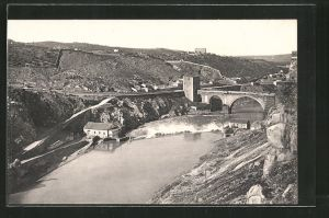 AK Toledo, Tajo y Puente de San Martin