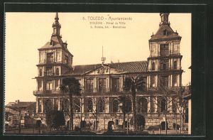 AK Toledo, Ayuntamiento