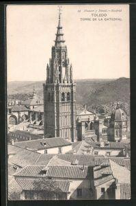AK Toledo, Torre de la Catedral