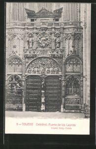 AK Toledo, Catedral, Puerta de los Leones