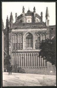 AK Toledo, Detalle fachada de San Juan de los Reyes