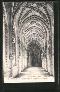 AK Toledo, Claustro de San Juan de los Reyes